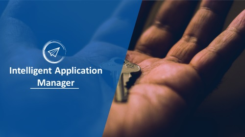 Intelligent Application Manager